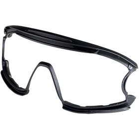 Alpina 5W1NG Q+CM Glasses black matt/neon yellow